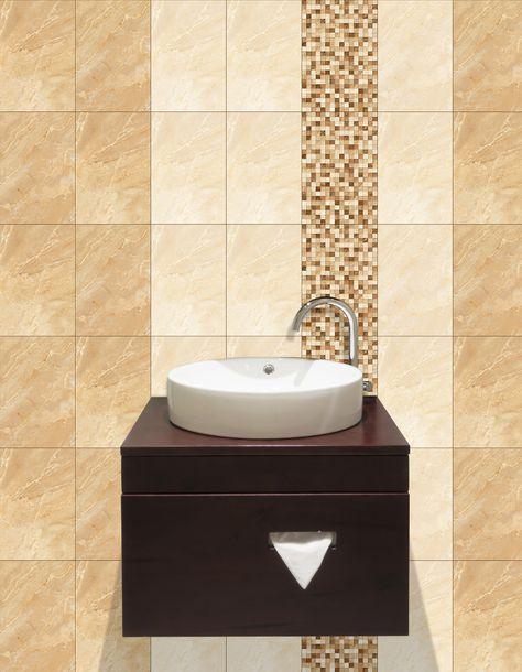 ODH Boris HL Bathroom Tiles - http://www.orientbell.com/bathroom-tiles.php