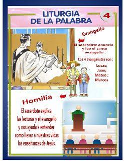 Compartiendo Aula Misa Para Niños Temas De Catequesis Educación Religiosa Católica Educación Religiosa