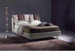 Letto Matrimoniale Tessuto Con Contenitore.Letto Spring Bed Furniture Home Decor