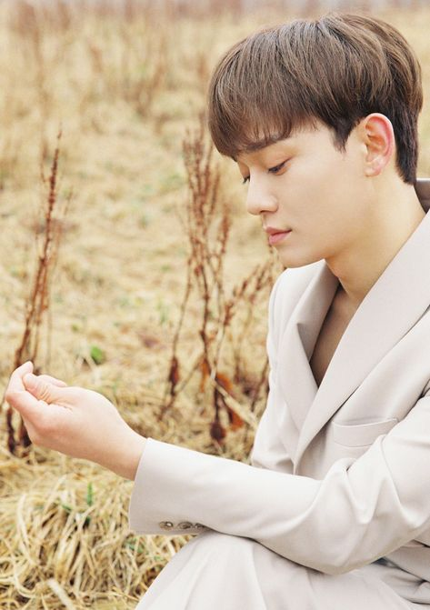 CHEN - 'April, and a Flower' iTunes Digital Booklet | #EXO Kim Jongdae