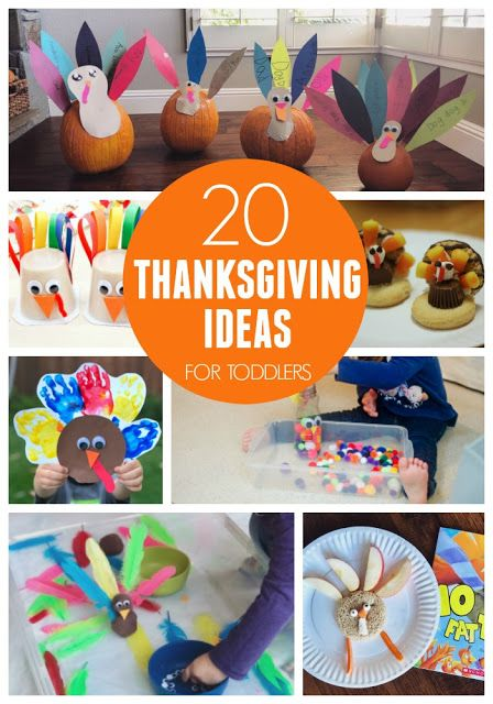 Easy Thanksgiving Party Ideas For Kids Toddler Approved