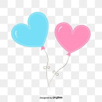 Heart Shaped Balloon Balloon Heart Shaped Blue Png And Vector With Transparent Background For Free Download Balloons Balloon Clipart Heart Shapes