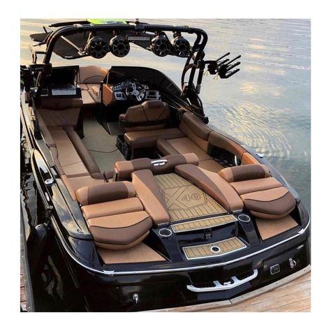 Life is better on a boat. 🤗  - Life is better on a boat. 🤗   Life is better on a boat. Cool Boats, Small Boats, Yacht Boat, Pontoon Boat, Yacht Design, Boat Design, Speed Boats, Power Boats, Ski Nautique