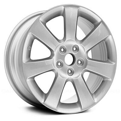 For Suzuki Grand Vitara 10 12 Alloy Factory Wheel 7 Spoke Bright Silver Full Ebay In 2020 Grand Vitara Wheel Bolt Pattern