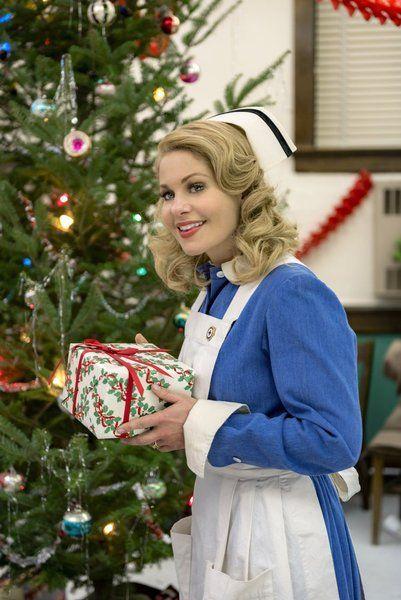 Le Temps D'un Noël : temps, noël, TEMPS, NOËL, Journey, Christmas, Hallmark, Channel,, Oliver, Hudson,, Candace, Cameron