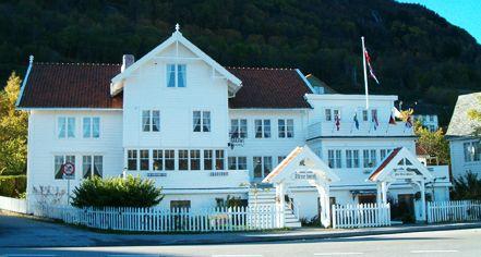 Historic Utne Hotel Utne Norway Historic Hotels Norway Hotel