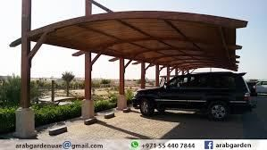 Parking Shades Suppliers in Ajman | CONTRACTORS | Car
