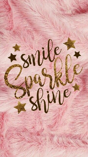 Smile. Sparkle. Shine.