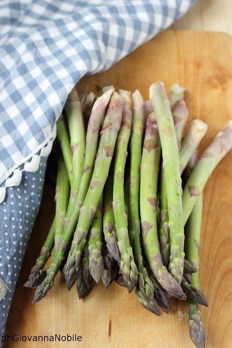 Risultati immagini per pinterest asparagi