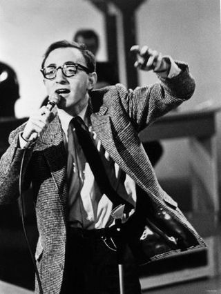 Woody Allen stand-up comedy