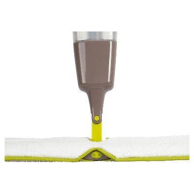 Casabella Flip N Spray Method Wood Floor Cleaner Mop Dark