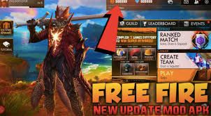 Garena Free Fire Mod Apk Features: Unlimited Coins