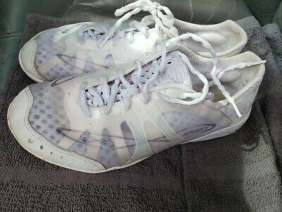 Advertisement Ebay Nfinity Vengeance Cheer Shoes Women S Size 10 White Cheer Shoes Women Shoes Shoes