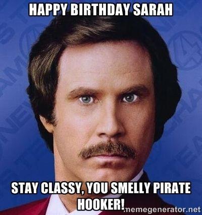 3c2c88cd7ece872007908d6c3bb3b350 birthday memes birthday stuff sarah \