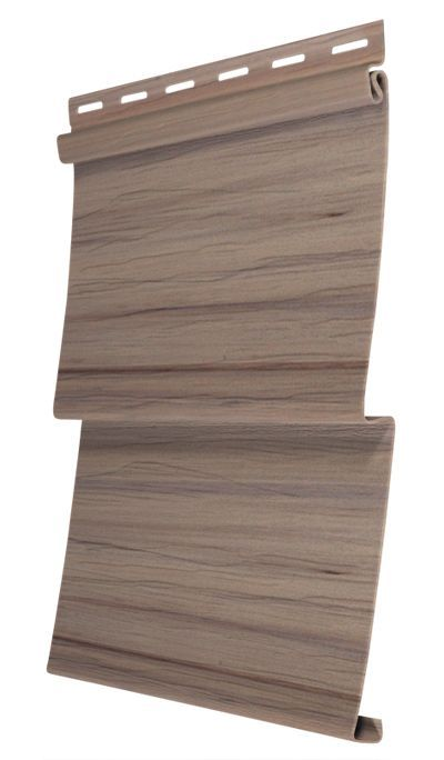 Harbour Ridge Rustic 10 63 Inch X 12 Ft 7 5 Inch Double 4 Inch Dutch Lap Siding In Brown 24 Pack Dutch Lap Siding Lap Siding Dutch Lap