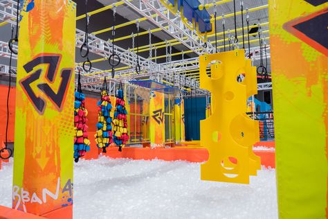 At Franklin's Urban Air we're more than just a trampoline park. Find out why bithday parties are better here, with over 25 activities including the Sky Rider, Warrior Obstacle Course, trampolines and more!