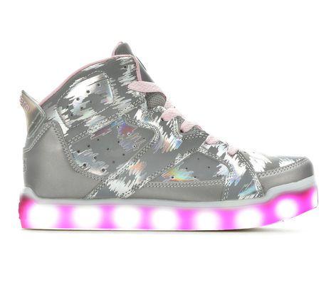 Girls skechers, Light up sneakers, Sneakers
