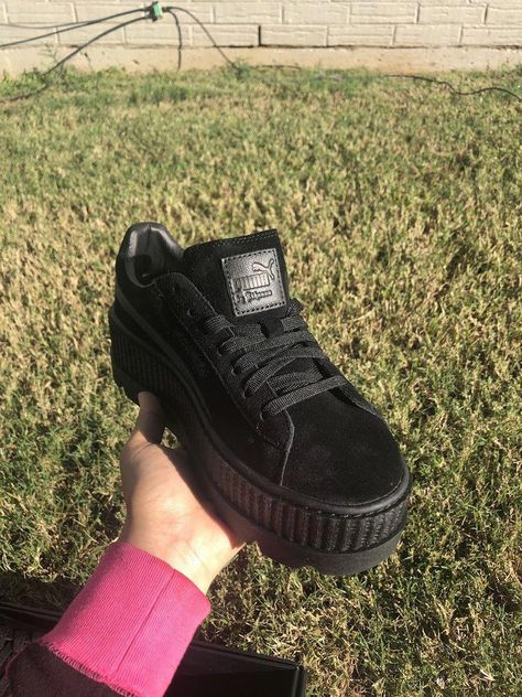 9354c327248 List of Pinterest fenty creepers cleated pictures   Pinterest fenty ...