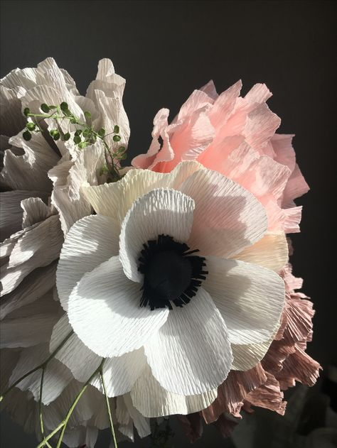 Paper Anemone by Pom Pom Factory