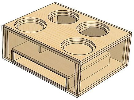 Custom Box Blueprint Designs Subwoofer Box Design Custom Subwoofer Box Speaker Box Design