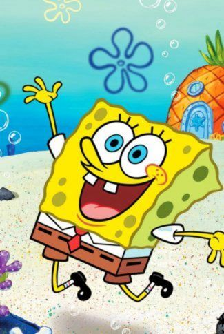 Download Happy Spongebob Squarepants Wallpaper | CellularNews