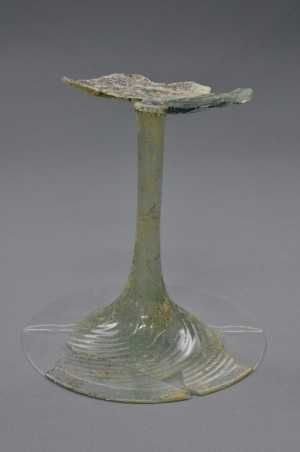 Goblet Germany 1300 1350 Material And Technique Forest Glass