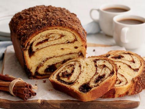 Cinnamon Babka Recipe - Bake tender, delicious homemade cinnamon streusel-filled babka with this illustrated step-by-step tutorial. Clear, easy to understand recipe with amazing flavor! #toriskitchen #babka #cinnamon #holidaybaking #jewishrecipe #kosher