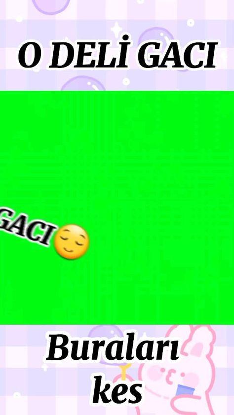 Yeşil Ekran💚