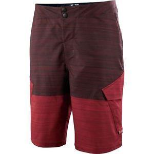 """Fox Ranger Men/'s 12/""""/""""/""""/"""" MTB Cargo Shorts 36 Hunter Red"""
