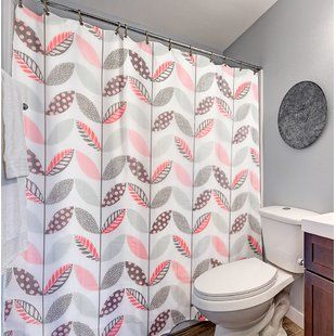 Shower Curtains You Ll Love Wayfair Shower Curtain Shower