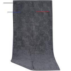Handtowels Handtuch Mit Label Musterung Von Joop Mit Einer Musterung Im Typischen Label Dessin Prasentiert Sich Dieses Handtuch Das Modell Von Joop Aus Flau En 2020