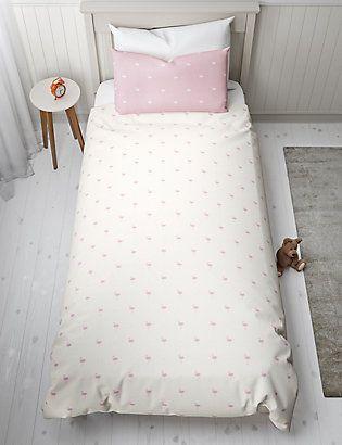Flamingo Reversible Bedding Set | M&S