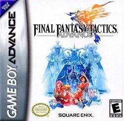 Play Final Fantasy Tactics Advance Online Free Gba Game Boy