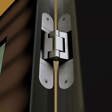 Tectus Hinge Installation Photo Showing Concealed Te540 Concealed Hinge Concealed Hinges Hidden Door Hinges Hidden Hinges