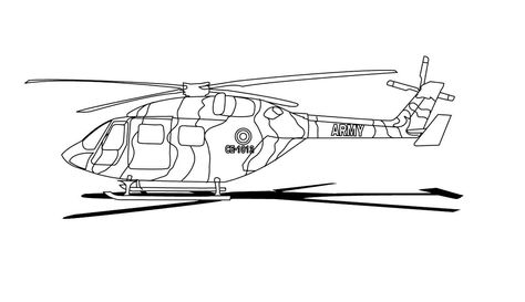 Free Printable Helicopter Coloring Pages For Kids In 2020 Coloring Pages For Kids Coloring Pages Airplane Coloring Pages