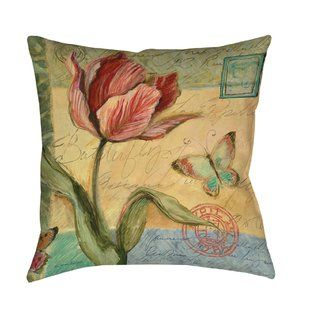 Throw Pillows Decorative Pillows You Ll Love Flower Throw Pillows Throw Pillows Outdoor Throw Pillows