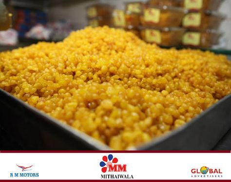 This #Gudipadwa bring sweetness to your #life by adding soft #golden delightful #mmmithaiwala boondi to your #lunch  #Discount #offer for Rs.190/ Kg (Only on 20 &21st March)  #indiansweets #BestIndianDessert #thrusday #IndianMithai #lunchtime #Indiandessert #MMSweet #IndianSweet #Afternoon #Sweets #Desserts #Mithai #dessertoftheday