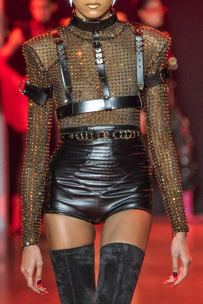 The Blonds, Fall 2018 - New York's Most Striking Runway Details For Fall 2018 - Photos