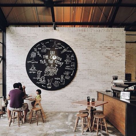 With Indonesia as one of the largest coffee producers in the world, it's no surprise that great coffee houses are found in every corner of the country. Join in the cafe and interior decor shop, where the premium beans tell the story.