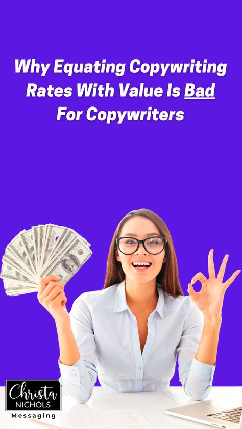 #1 Potential Client Question to Watch Out for | Copywriting Rates | Get Good Copywriting Clients
