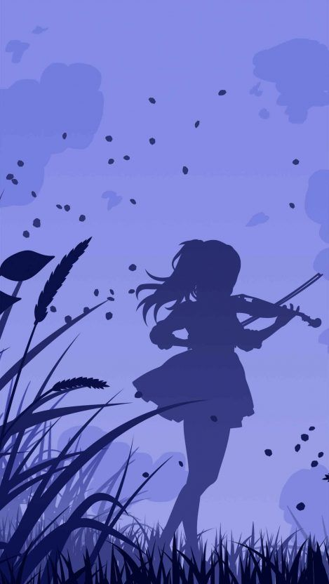 Music Girl Iphone Wallpaper Anime Scenery Anime Background Anime Cute anime wallpapers for your phone