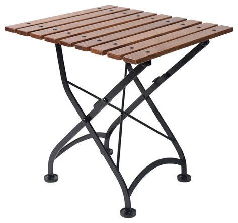 Schwarz Metall Bistro Tisch Schwarz Metall Bistrotisch Hier
