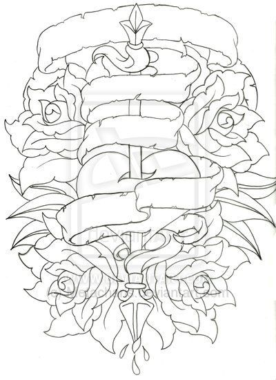 Drawing For Kids Ideas Doodles 38 Best Ideas Tattoo Coloring Book Rose Drawing Coloring Books