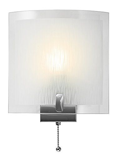 Happy Homewares Modern Square Glass Flush Wall Light Fixt Https Www Amazon In Dp B06wp73kpj Ref Cm Sw With Images Wall Lights Wall Light Fixtures Wall Light Fittings