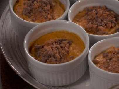 "Sweet Pumpkin Mousse (A Haunting in Hudson) - Nancy Fuller, ""Farmhouse Rules"" on the Food Network."