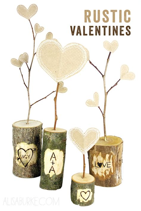 Rustic+Valentine's+Day+Gift