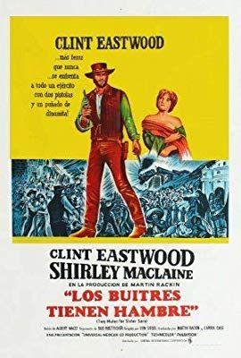 Dos Mulas Para La Hermana Sara Clint Eastwood Póster De La Película Importada De Argentina De 30 Clint Eastwood Peliculas De Vaqueros Afiche De Pelicula