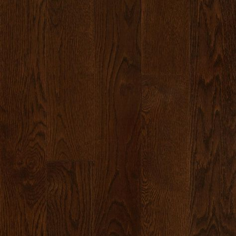 Bruce Plano Oak Mocha 3 4 In Thick X 5 In Wide X Varying Length