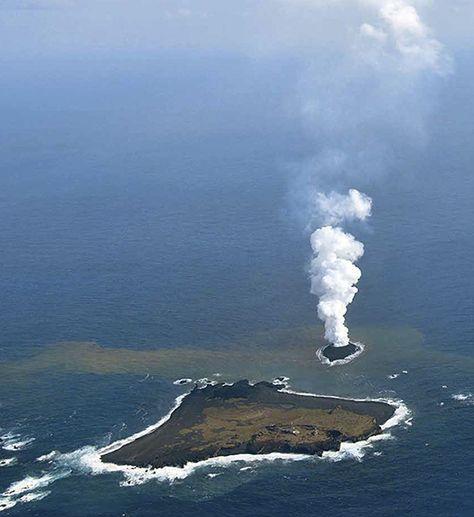 Ferdinandea La Isla Fantasma Que Todos Quieren Visitar Pero Nadie