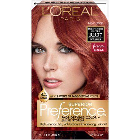 Beauty Hair Color Loreal Paris Permanent Hair Color